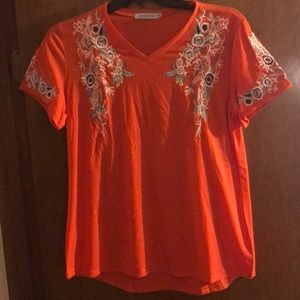 Miss look knit top NWOT
